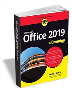 Office 2019 For Dummies - EBook For Free