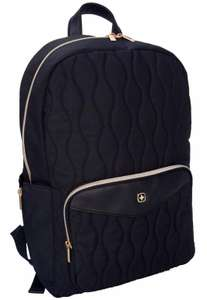Wenger MarieMae Quilted Backpack - £26.99 @ Rymans (Free click+collect)