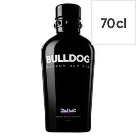 Bulldog London Dry Gin 70Cl - £15 Instore @ Tesco