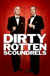 Movie List From £3.99 This Week @ iTunes (eg Dirty Rotten Scoundrels in HD £3.99, Mean Streets in HD £3.99, Waterworld in 4K £3.99)