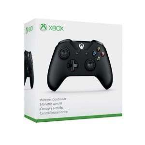 Xbox One Wireless Controller Black £38.39 at Shopto/ebay with code