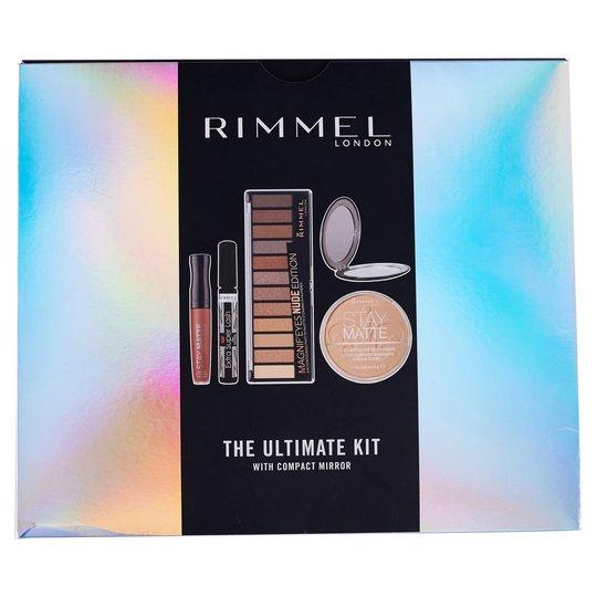 Rimmel Ultimate Kit Gift Set instore @ Tesco for £10