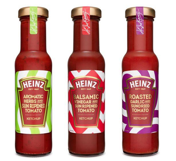 Heinz Gourmet Ketchup 69p Poundstretcher instore