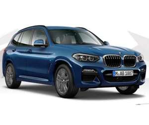 X3 xDrive20d M Sport £399 per month x 47 months, £999 deposit. Total cost £19,752 over 4 years at Sytner