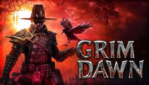 Grim Dawn sale on Humble Bundle. Expansions from £3.99