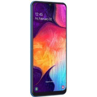 Samsung Galaxy A50 Dual A505FD 128GB Blue (4GB) Smartphone £225 @ HDEW Cameras