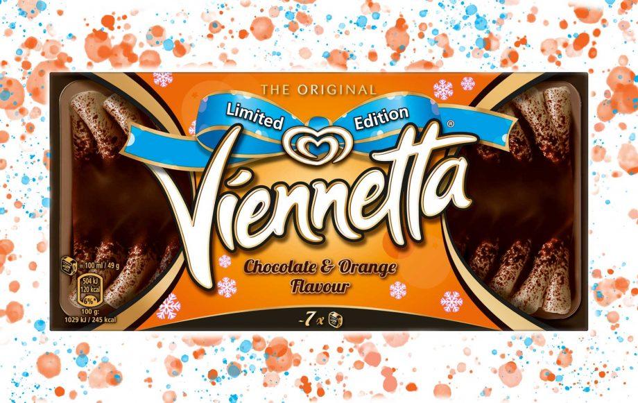 Orange Viennetta Limited Edition Ice Cream Dessert £1 @ Asda