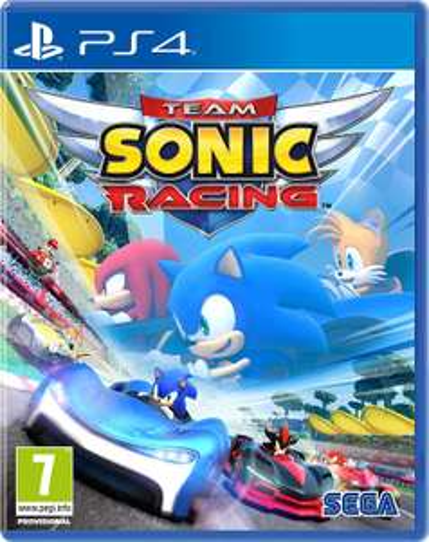 Team Sonic Racing (PS4/Xbox One) £17 @ ASDA