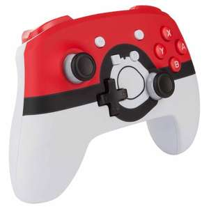 Wireless Controller for Nintendo Switch - Pokeball (Free Click & Collect) @ Argos