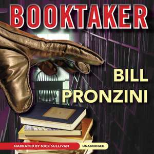 Free audio book The Booktaker: A Nameless Detective Mystery By Bill Pronzini
