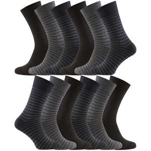 12 Pairs of Socks for £15.00 with code @ Charles Wilson