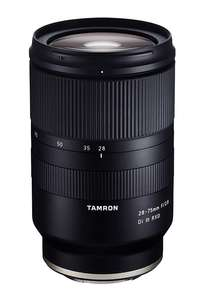 Tamron 28-75mm f/2.8 Di III RXD Lens - Sony E-Mount Black Friday offer - £599 @ Clifton Cameras