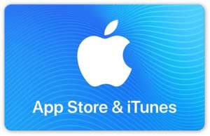 Selected iTunes Gift Cards 10% off in Boots