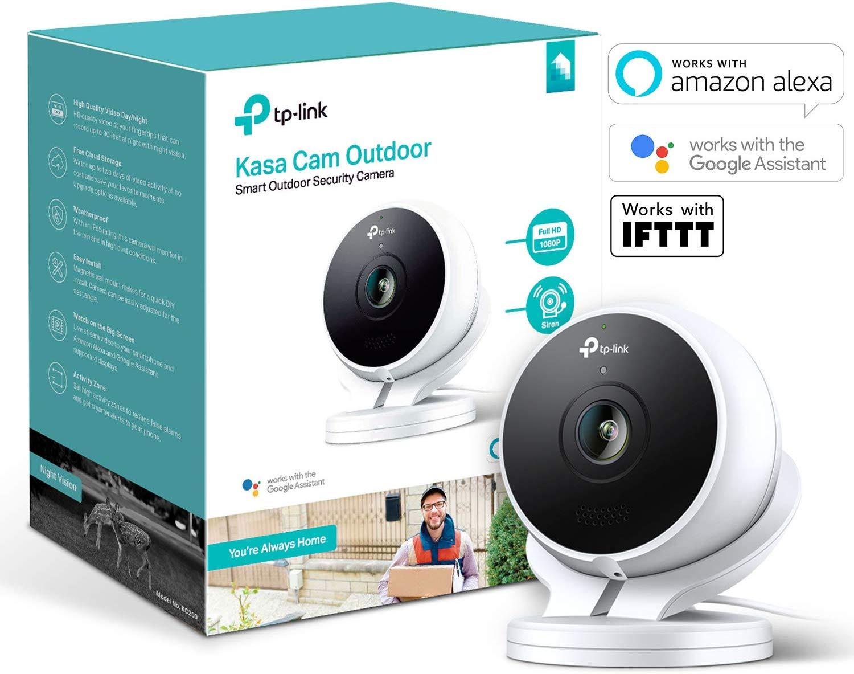 TP-Link Kasa Outdoor security Camera - £66.95 @ Amazon