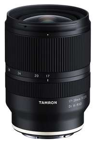 Tamron 17-28mm f2.8 Di III RXD Lens - Sony E-Mount Black Friday - £729 @ Clifton Cameras