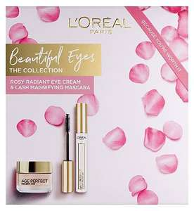 L'Oreal Paris Age Perfect Beautiful Eyes Golden Age Gift Set for Her - £5 (instore or £1.50 C&C) @ Boots