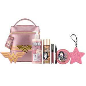 Half Price on selected Christmas Gifts @ Boots e.g. Soap & Glory Wonder Woman Fab-U-Stash now £20 / No7 Beauty Wardrobe £25 click & collect