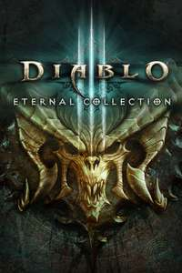 Diablo III: Eternal Collection on Microsoft Store (for Xbox Live Gold customers) - £18.14