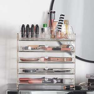 5 Tier Cosmetic Organiser - 2 Year Warranty £29.99 Delivered @ Beautify