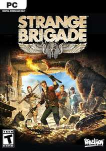 [Steam] Strange Brigade PC - £7.50 @ Gamersgate