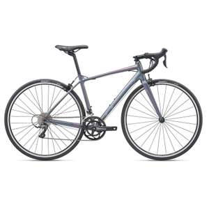 Liv Avail 2 2019 Ladies Aluminium Road Bike Charcoal/Raspberry £374.99 Rutland Cycling