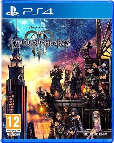 Kingdom Hearts 3 (PS4), Physical £13.85 @ Base