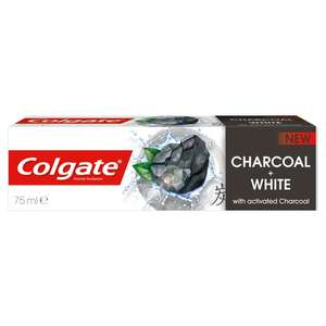 Colgate Naturals Charcoal Toothpaste 75ml - £2.52 @ Boots (Instore only) Southport