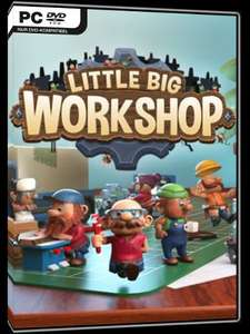 Little big workshop steam key £14.78 @ mmoga