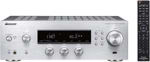 Pioneer SX-N30AE-S Network Stereo Receiver with Bluetooth (Silver) - £275.05 @ Amazon