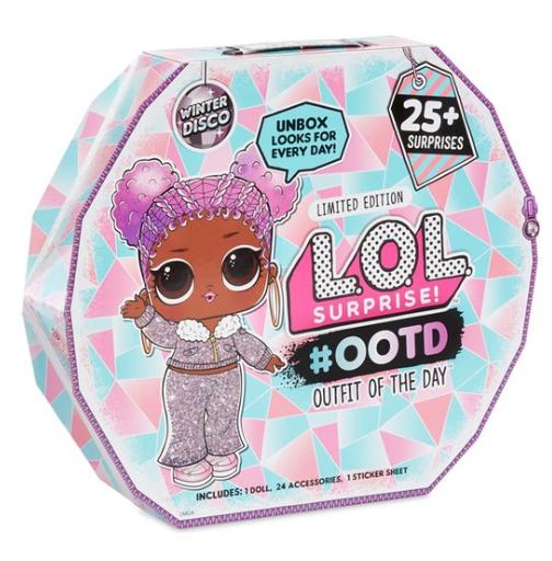 L.O.L OOTD calendar £24 @ Tesco online / instore