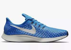 Nike Men's Air Zoom Pegasus 35 Running Shoes - Colbalt Blaze size 5 £30 @ Jarrold - Free click and collect