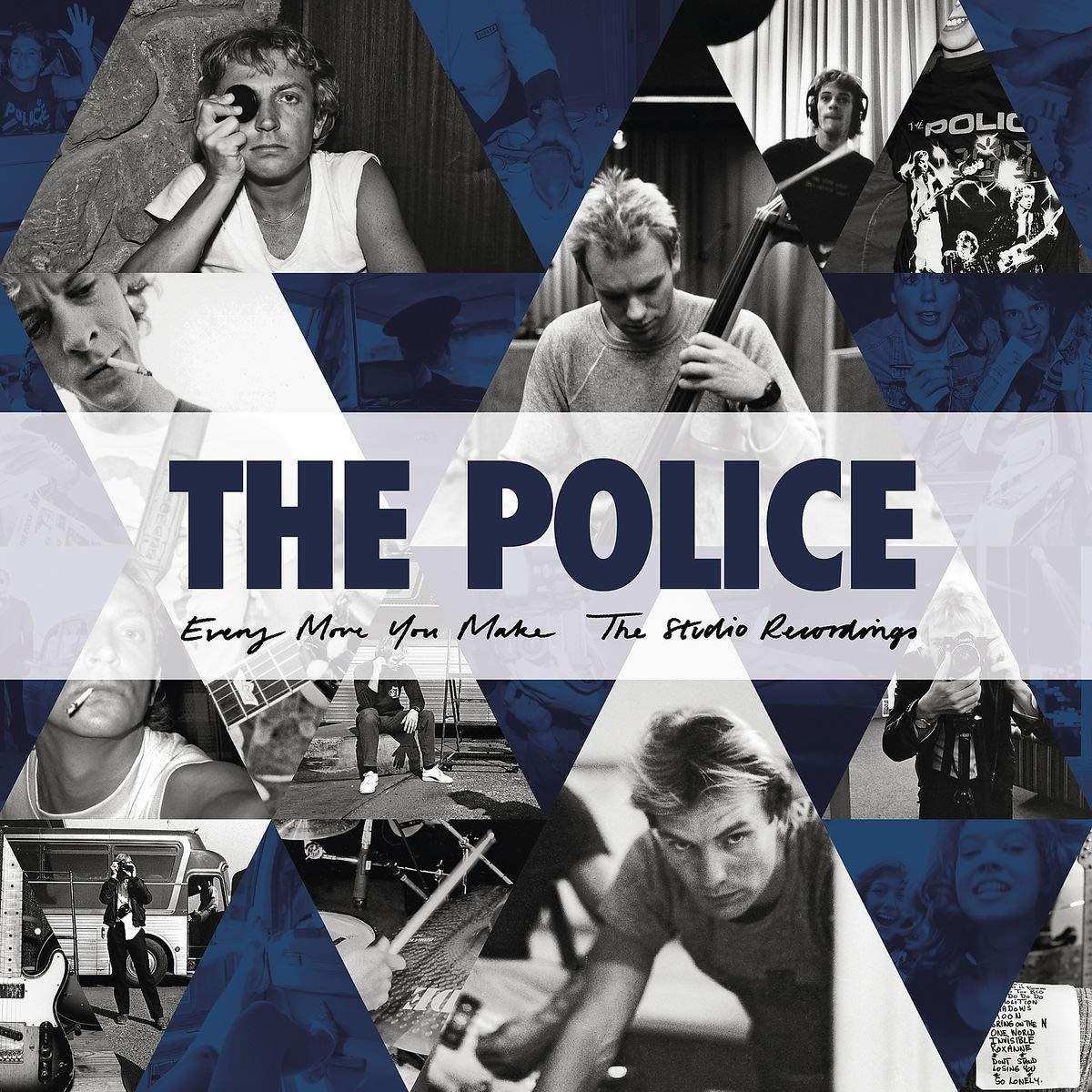 The Police Every Move You Make The Studio Recordings 6 CD Box Set £13 Sainsburys