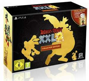 Asterix & Obelix XXL 2 Collector's Edition (PS4) £24.99 Delivered @ Monster-Shop