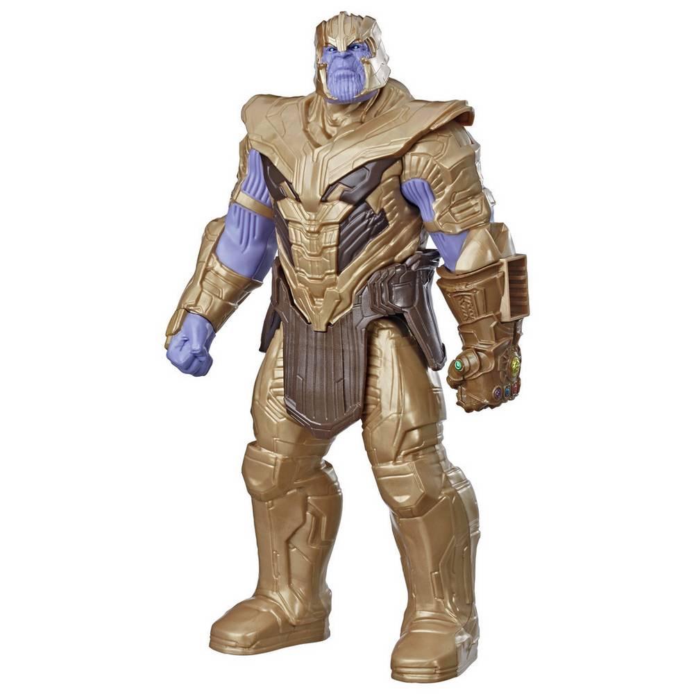 Marvel Titan Hero Thanos & Hulk | £12 each @ Argos using code STAR20.