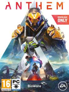 Anthem PC (Code in a Box) £7.99 (Prime) £10.98 (Non Prime) @ Amazon