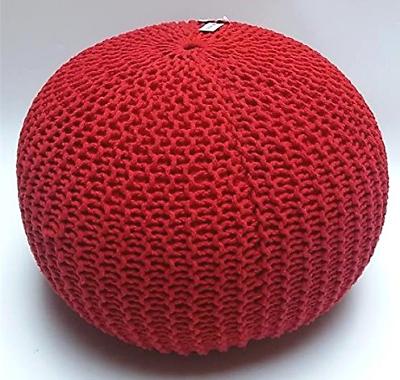Red 50cm Millhouse Pouffe £15.99 @ Oaklands ebay.