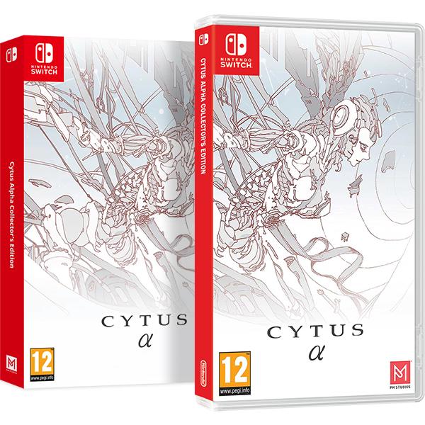 Cytus Alpha Collector's Edition (Nintendo Switch) £17.50 Delivered @ Geekstore