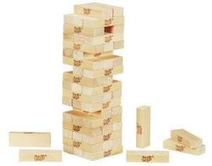Jenga The Original Board Game from Hasbro Gaming £12 @ Argos
