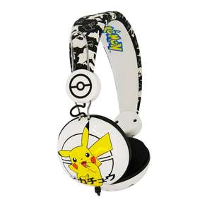 Pokémon Pikachu Tween Headphones £9.99 at Smyths Toys