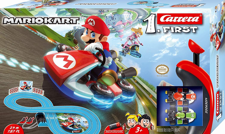 Carrera First Mario Car Racing Set - £15.00 instore @ B&M