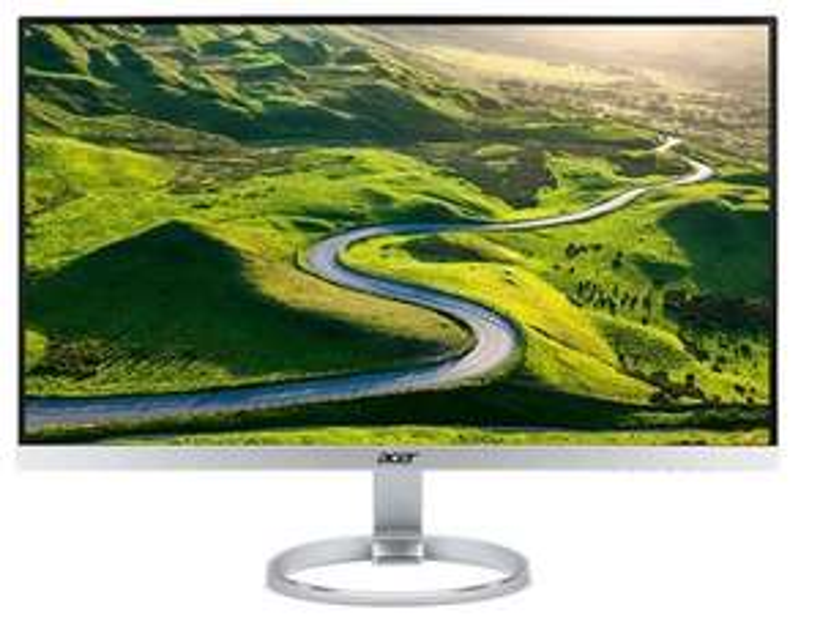 Acer H277HK 27'' IPS LED ZeroFrame Monitor 4K UHD USB C £259.72 using code @ ebay / ebuyer