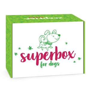 Gift box for dogs - £8.99 / £12.98 delivered @ Zooplus