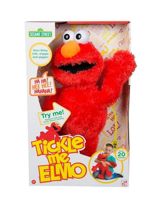 Sesame Street Tickle Me Elmo £22.99 at Very