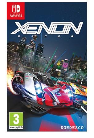 Xenon racer Nintendo Switch £11.85 @ Base