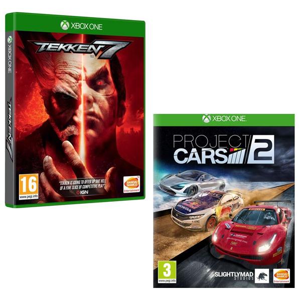 Tekken 7 & Project Cars 2 Bundle £9.99 @ Currys