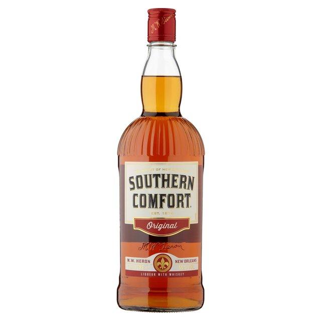 1 litre Southern Comfort £17 (was £28.50) @ Morrisons.