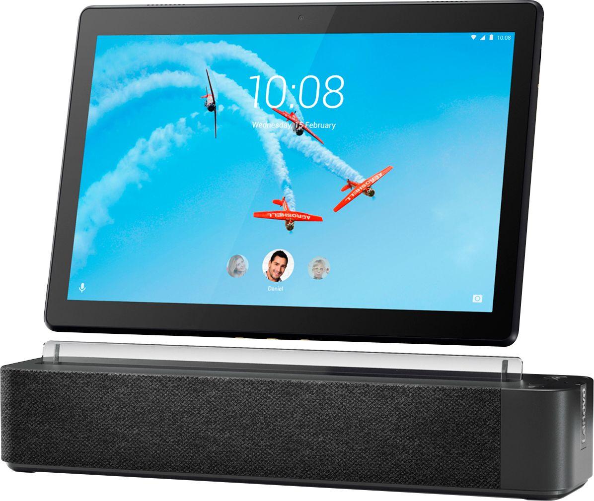 "Lenovo Tab M10 TB-X605F 10.1"" 32GB WIFI 3GB ram Slate Black Tablet and Smart Dock B - £106.12 delivered @ Ebuyer Express eBay"