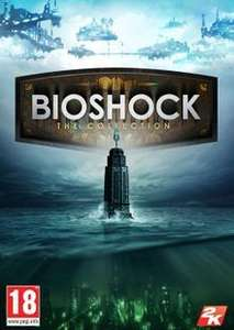 [Steam] Bioshock: The Collection Remastered PC - £6.49 @ CDKeys