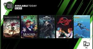 [PC/Console] Darksiders 3/ Subnautica/ Munchkin/ Vambrace Cold Soul + more games coming to Xbox Game Pass @ Xbox