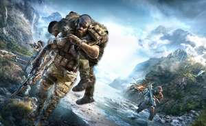 Huge sale at Ubisoft Store ( Tom Clancy's Ghost Recon Breakpoint £24.99 )